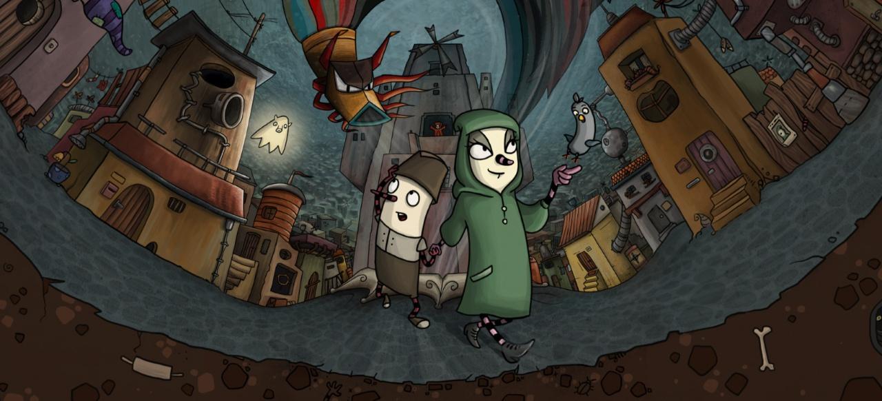 The Inner World (Adventure) von Headup Games