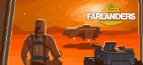 Farlanders: Mars-Kolonie-Simulation erflogreich auf Kickstarter finanziert