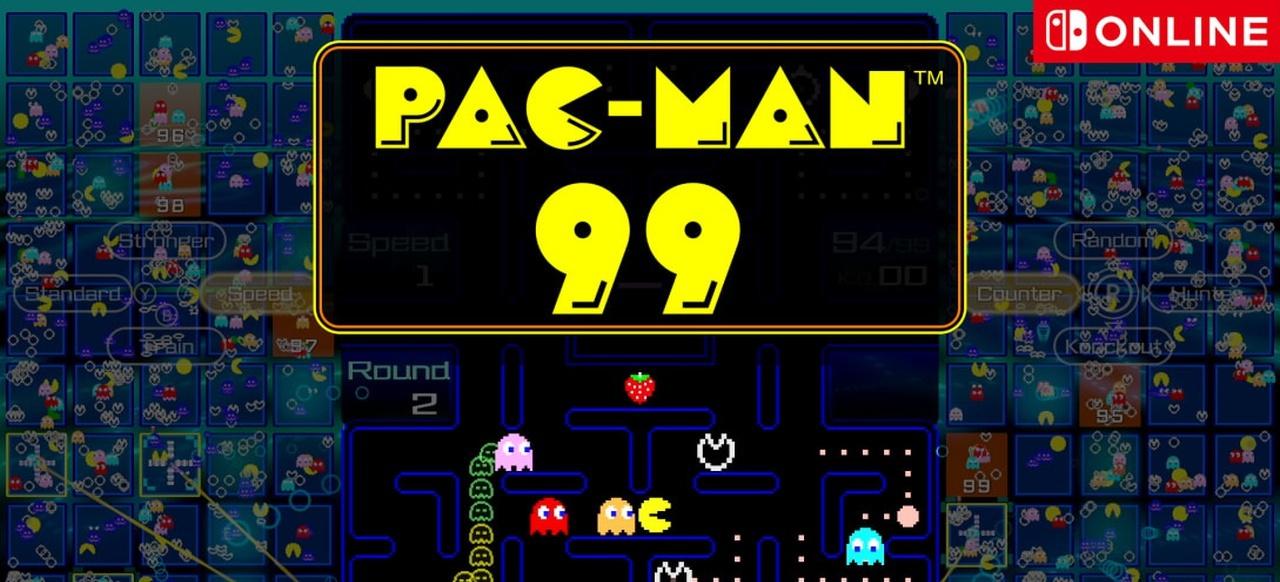 Pac-Man 99 (Musik & Party) von Bandai Namco Entertainment