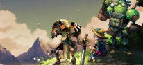 "SteamWorld Quest: Hand of Gilgamech: Switch-Rollenspiel mit ""Lochkarten"" und Steampunkrobotern"