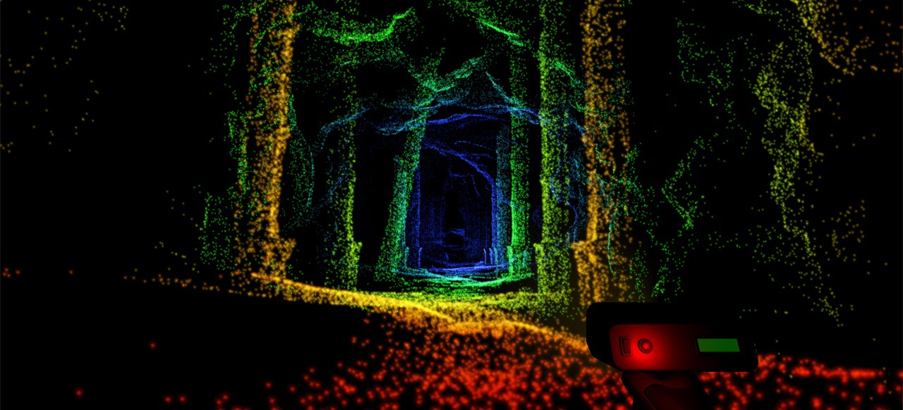 Scanner Sombre (Adventure) von Introversion Software
