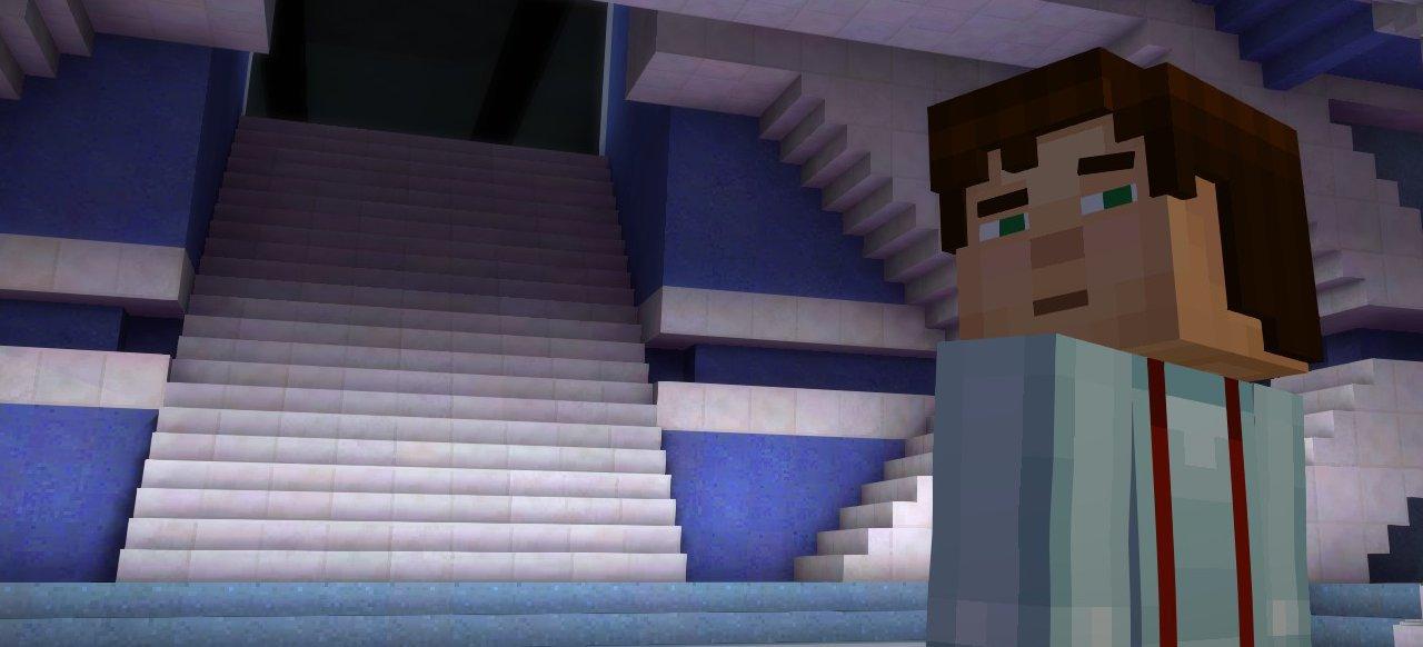 Minecraft: Story Mode - Episode 2: Montage erforderlich (Adventure) von Telltale Games
