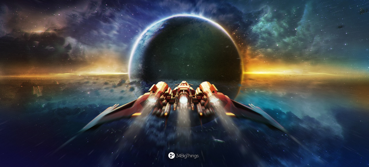 Redout: Space Assault (Shooter) von 34BigThings