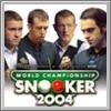 Alle Infos zu World Championship Snooker 2004 (PC,PlayStation2,XBox)