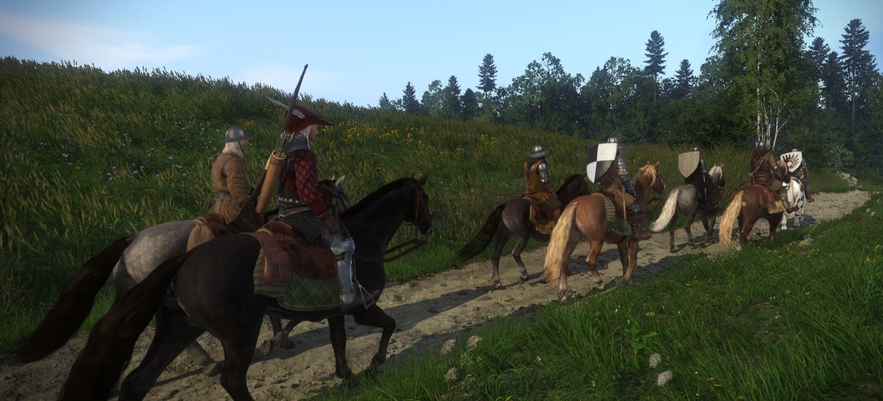 Kingdom Come: Deliverance - Band of Bastards () von Warhorse Studios / Koch Media