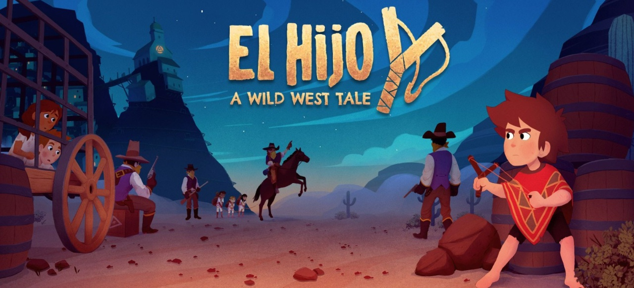 El Hijo - A Wild West Tale (Action-Adventure) von HandyGames