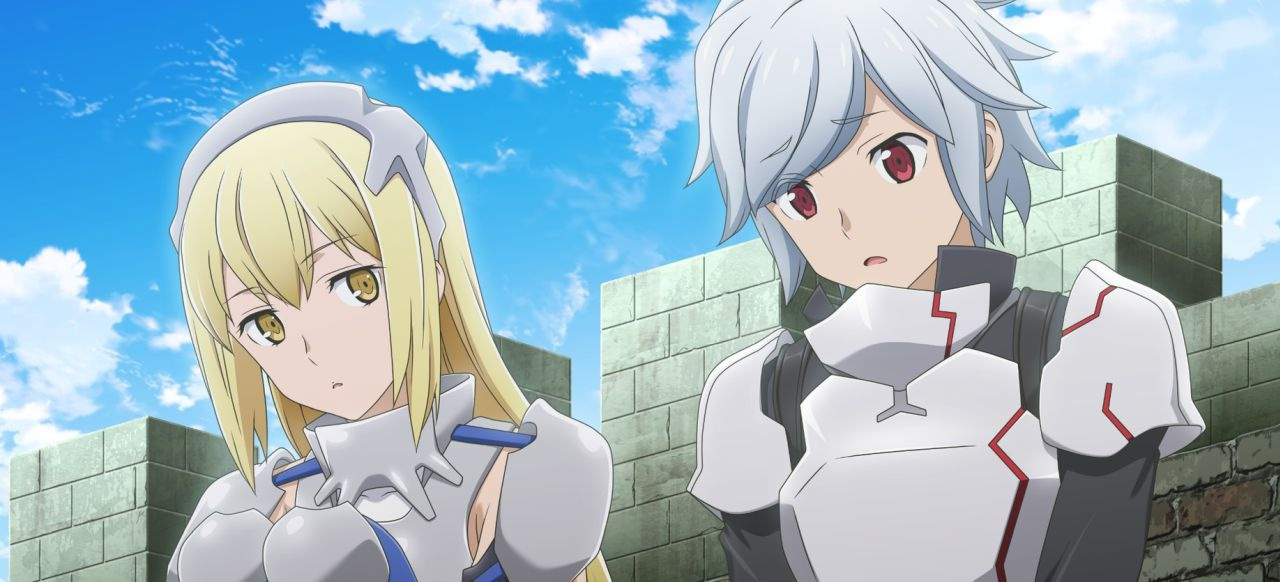 Is it wrong to Try to Pick Up Girls in a Dungeon? Infinite Combate (Rollenspiel) von PQube