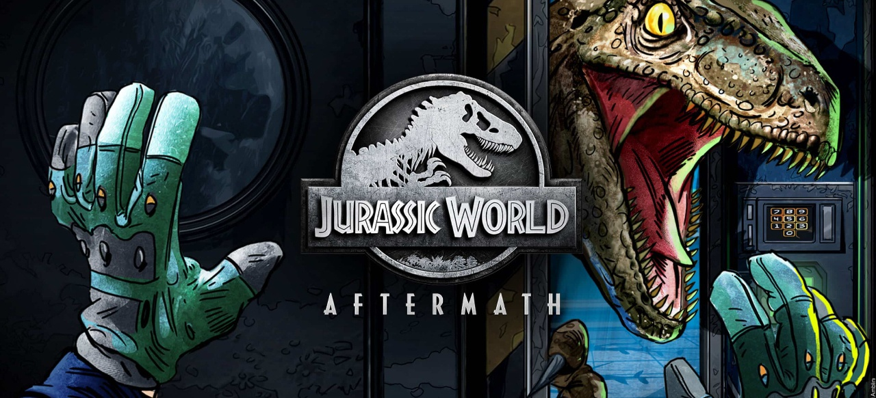 Jurassic World Aftermath (Action-Adventure) von Oculus Studios