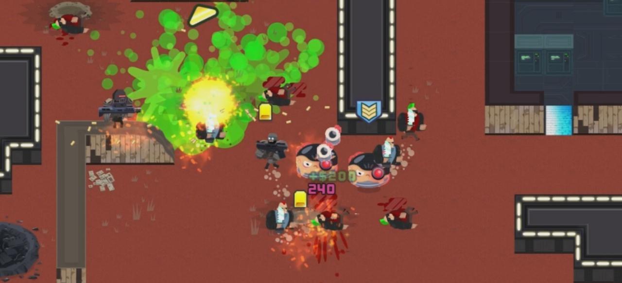 Tango Fiesta (Arcade-Action) von Merge Games