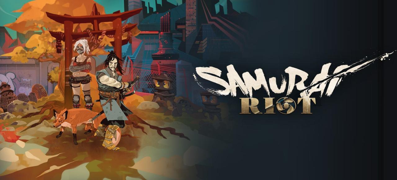 Samurai Riot (Prügeln & Kämpfen) von Wako Factory