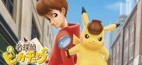 Meisterdetektiv Pikachu: Trailer zeigt das Rätsel-Abenteuer für Nintendo 3DS