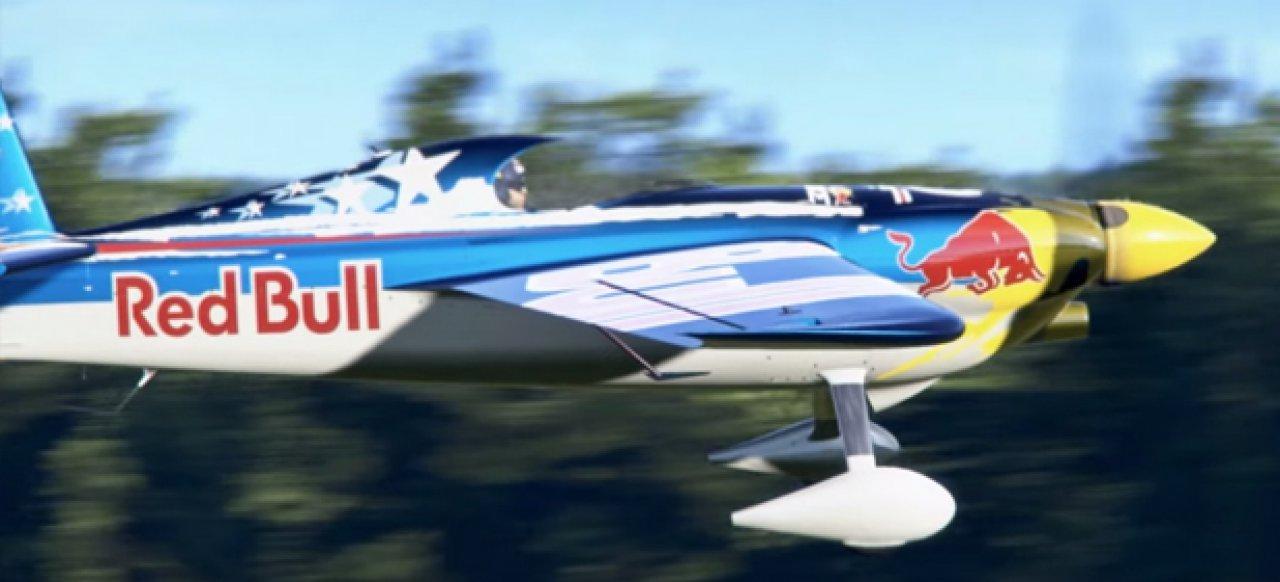 Red Bull Air Race - The Game (Rennspiel) von