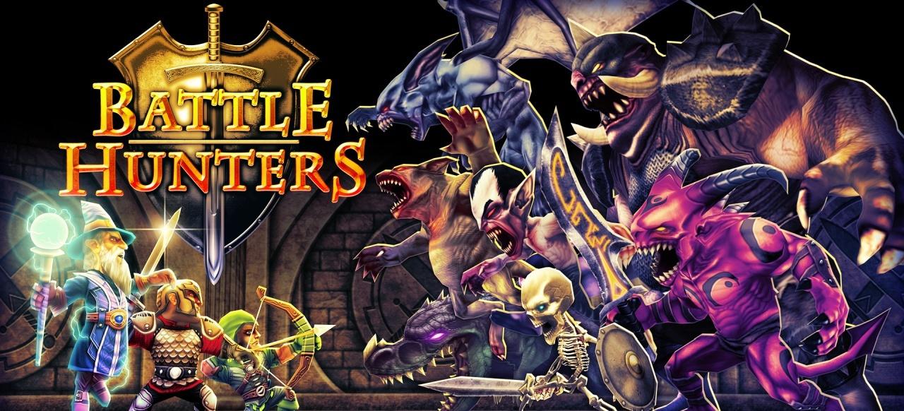 Battle Hunters (Rollenspiel) von Phase Two Games