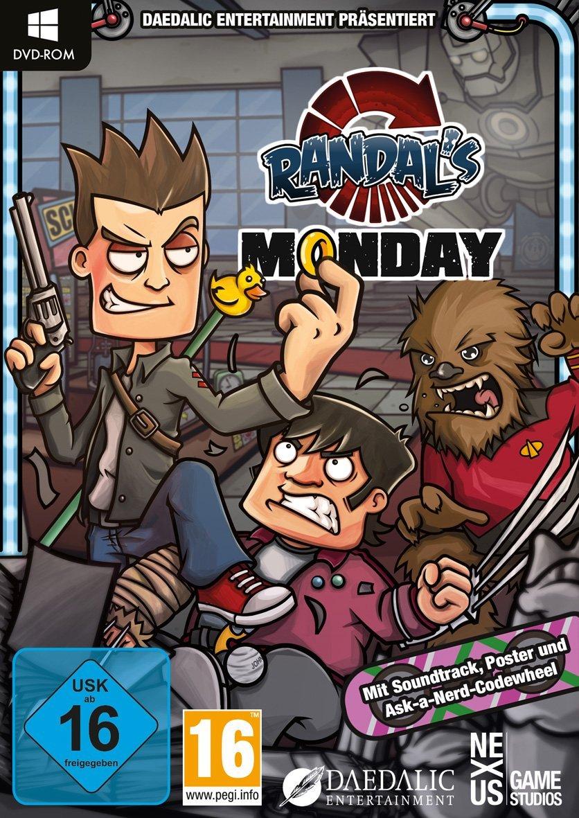 Alle Infos zu Randal's Monday (PC)