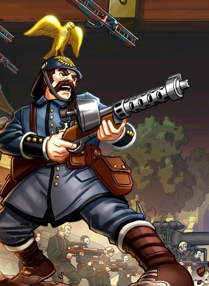 Alle Infos zu Toy Soldiers: War Chest (PC,PlayStation4,XboxOne)