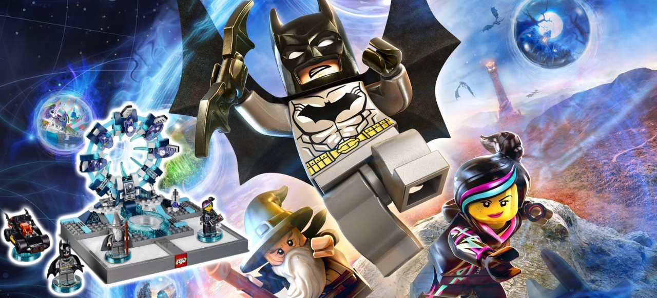 Lego Dimensions Test Action Adventure Playstation 4 Xbox One