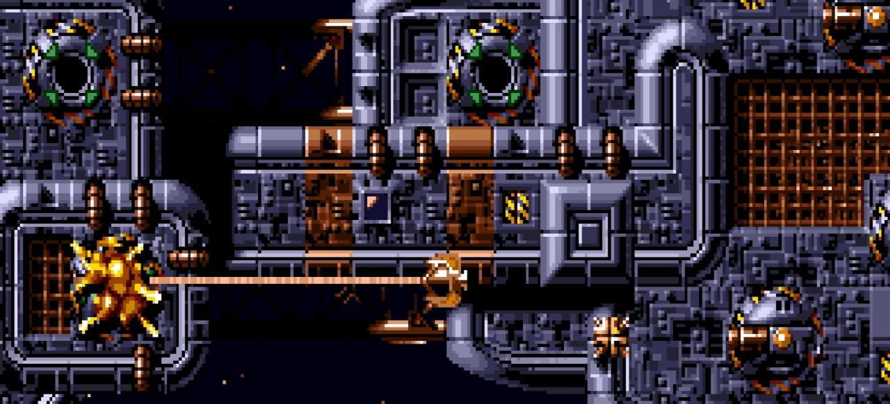 Uridium 2 (Action) von Renegade Software