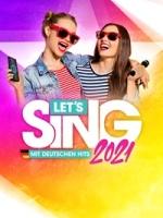 Alle Infos zu Let's Sing 2021 - Mit Deutschen Hits (PlayStation4)