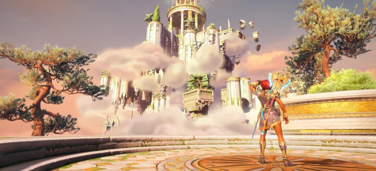 Immortals Fenyx Rising: Ein neuer Gott (Action-Adventure) von Ubisoft