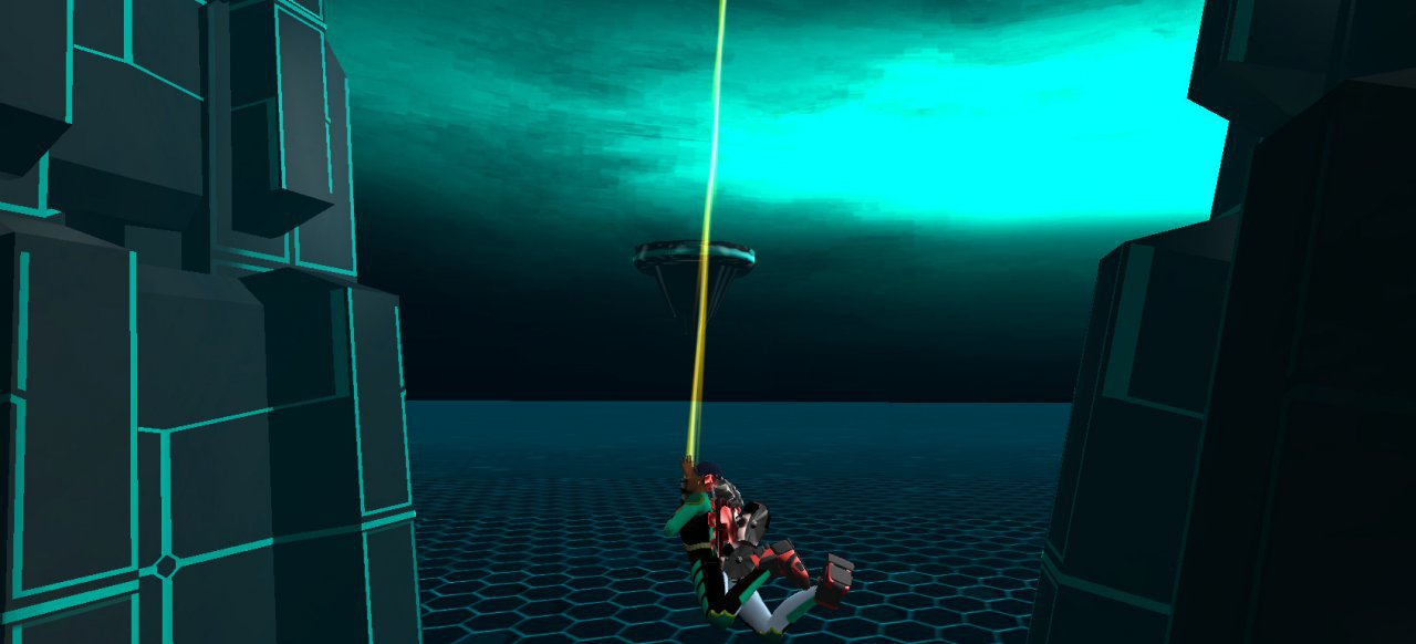 Energy Hook (Arcade-Action) von Happion Labs