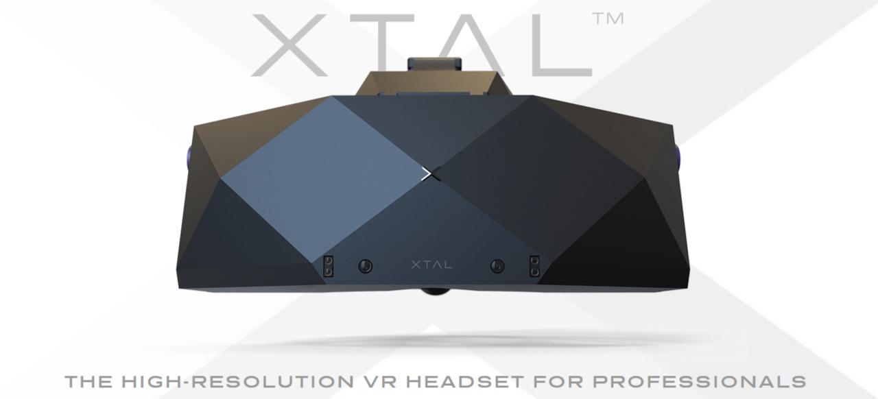 XTAL (Hardware) von vrgineers