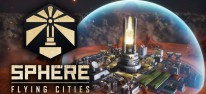 Sphere - Flying Cities: Sci-Fi-City-Builder startet im Early Access