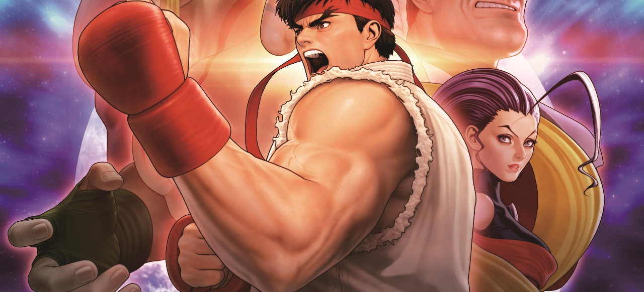 Street Fighter 30th Anniversary Collection (Action) von Capcom
