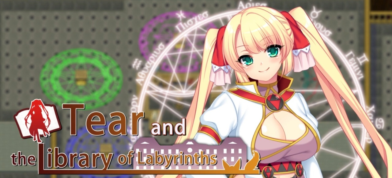 Tear and the Library of Labyrinths (Rollenspiel) von Kagura Games