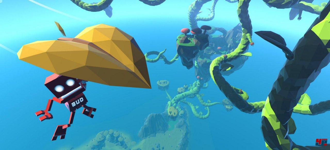 Grow Home (Action-Adventure) von Ubisoft