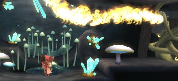 LostWinds (Plattformer) von Nintendo