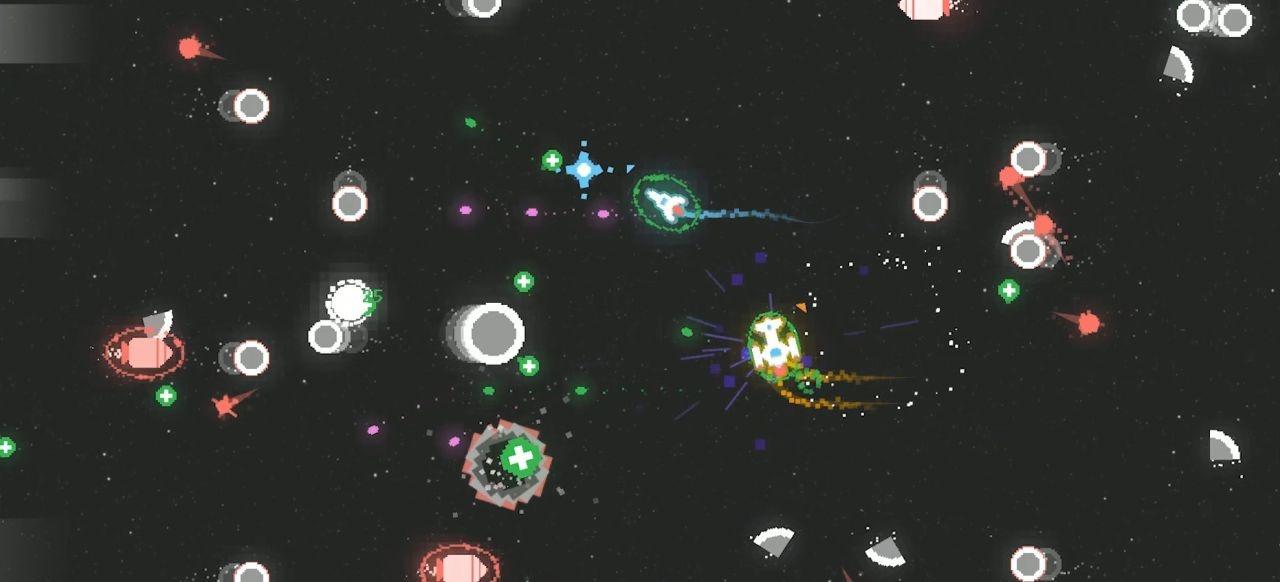 Super Bit Blaster XL (Arcade-Action) von Nickervision Studios