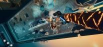 Severed Steel: Akrobatischer Sci-Fi-Shooter à la Mirror's Edge eröffnet das Feuer auf PC
