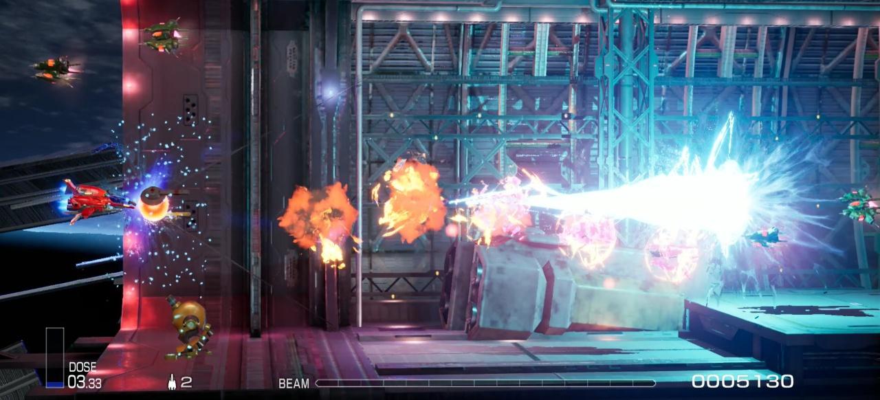 R-Type Final2 (Arcade-Action) von Granzella
