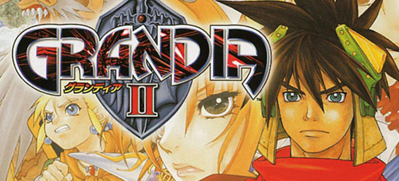 Grandia 2 (Rollenspiel) von Ubisoft / GungHo