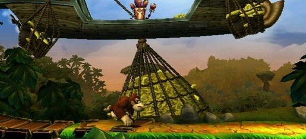 Donkey Kong Country Returns (Plattformer) von Nintendo