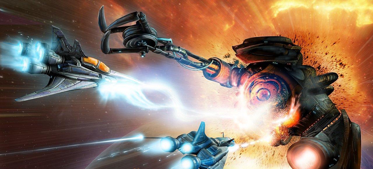 Söldner-X 2: Final Prototype (Arcade-Action) von eastasiasoft
