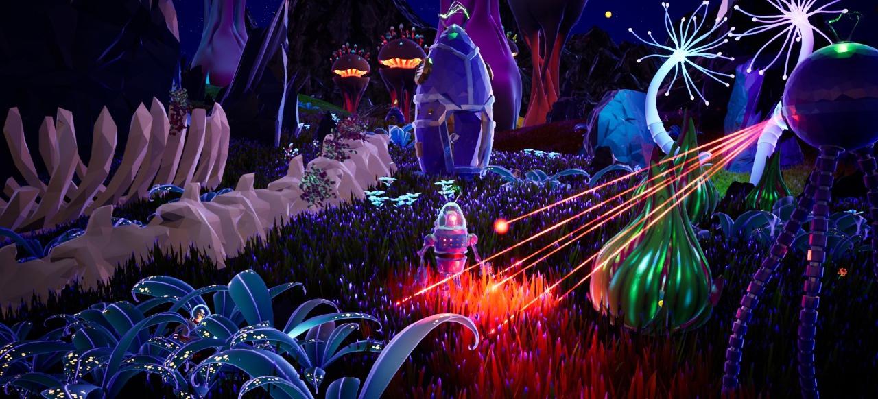 Planet Alpha (Geschicklichkeit) von Team17 Digital