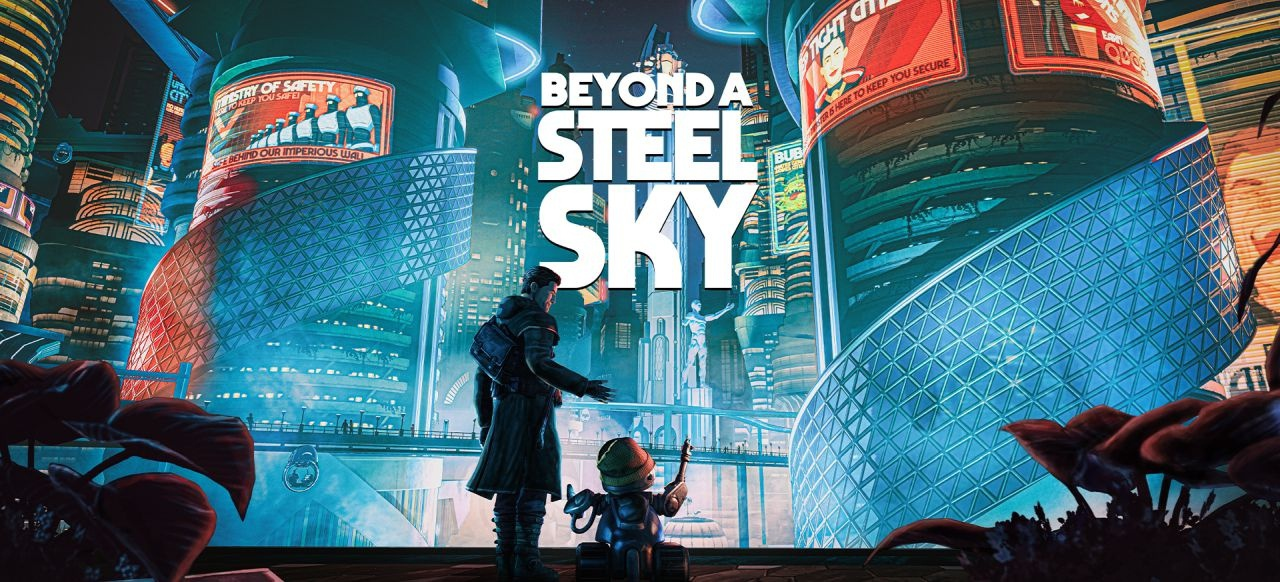 Beyond a Steel Sky (Action-Adventure) von Revolution Software