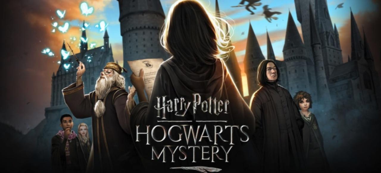 Harry Potter: Hogwarts Mystery (Rollenspiel) von Portkey Games (Warner Bros. Interactive Entertainment)