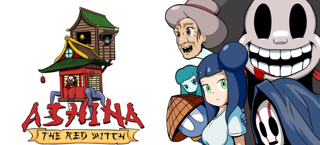 Ashina: The Red Witch (Adventure) von GrabTheGames