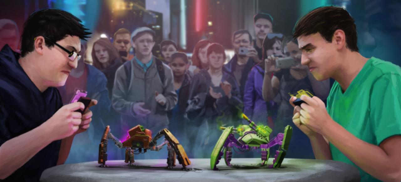 Mecha Monsters (Taktik & Strategie) von Reach Robotics
