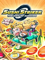 Alle Infos zu Sushi Striker: The Way of Sushido (3DS,Switch)