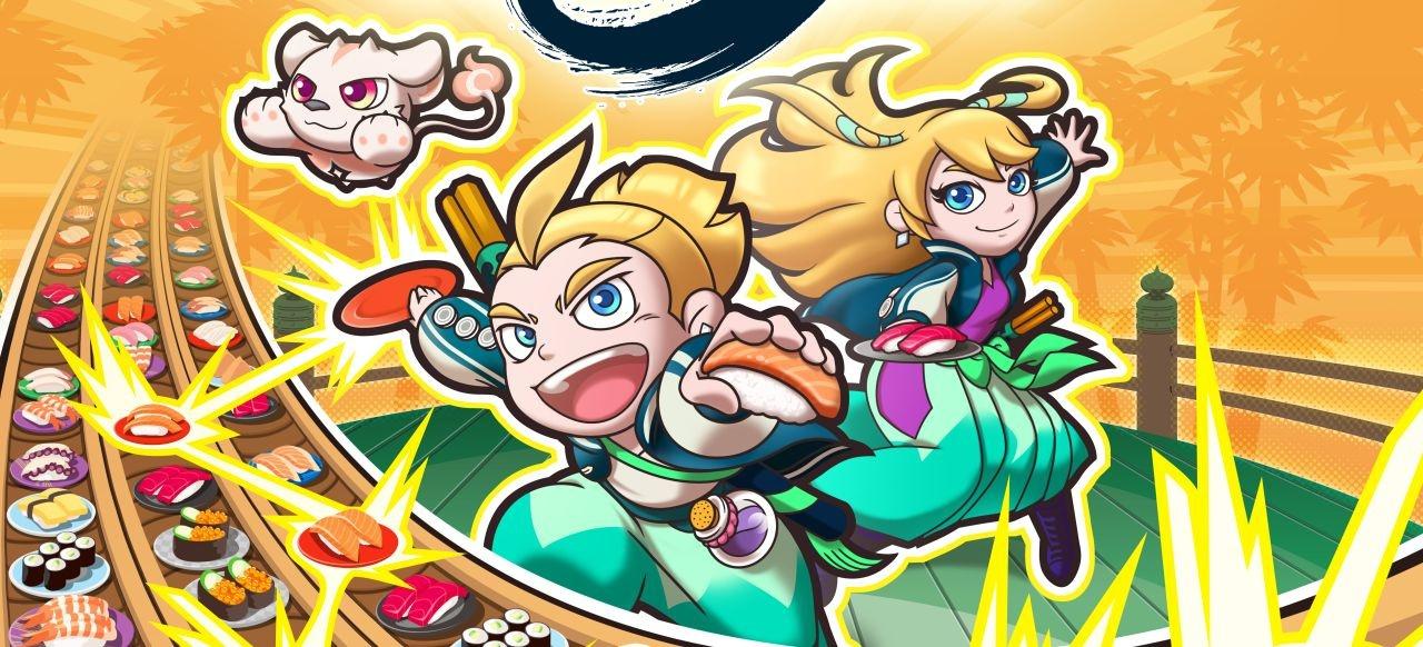 Sushi Striker: The Way of Sushido (Logik & Kreativität) von Nintendo