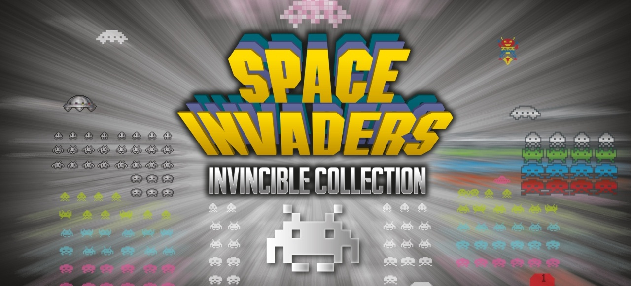 Space Invaders: Invincible Collection (Arcade-Action) von Square Enix