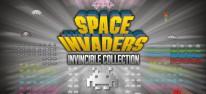Space Invaders: Invincible Collection: Sammlung verschiedener Zeitalter erscheint in Japan im März