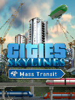 Alle Infos zu Cities: Skylines - Mass Transit (Linux,Mac,PC,PlayStation4,PlayStation4Pro,XboxOne,XboxOneX)