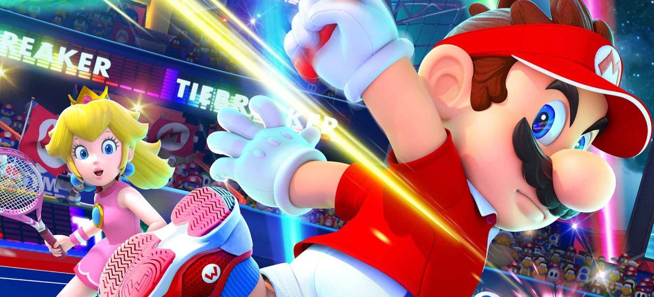 Mario Tennis Aces (Sport) von Nintendo