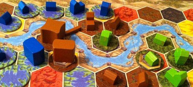 Terra Mystica (Brettspiel) von Feuerland Spiele / Digidiced