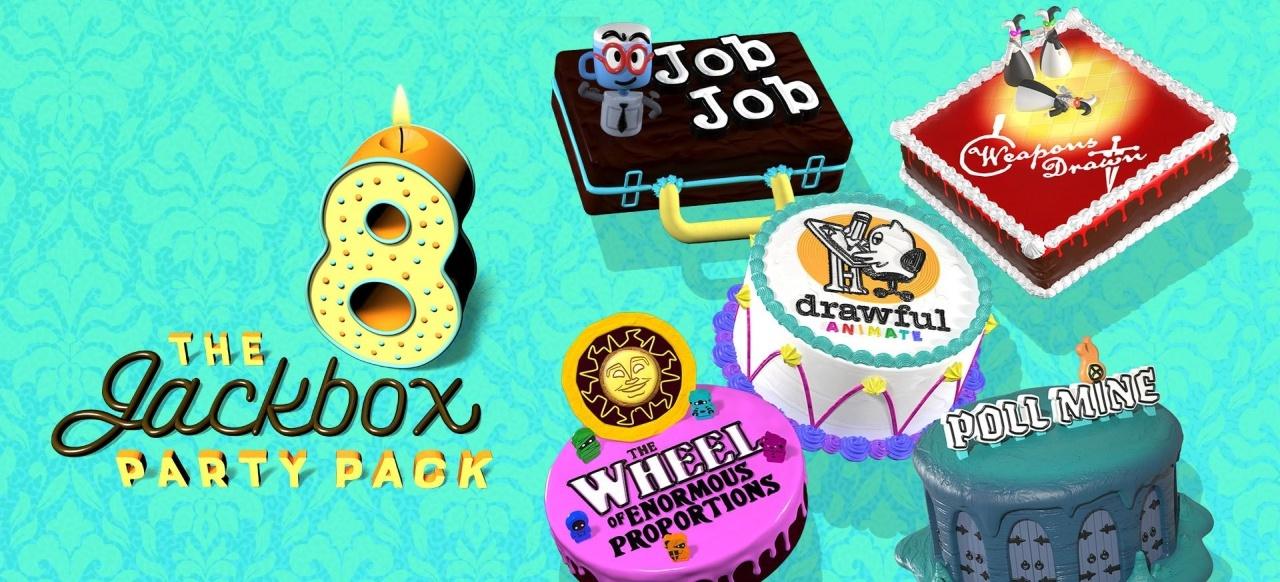 Jackbox Party Pack 8 (Musik & Party) von Jackbox Games