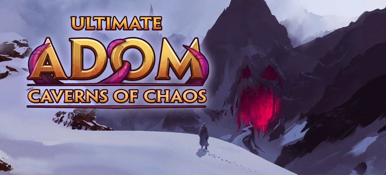 Ultimate ADOM - Kavernen des Chaos (Rollenspiel) von Assemble Entertainment